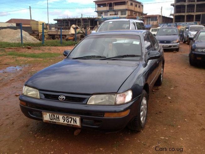 Used Toyota Corolla 1993 Corolla For Sale Kampala