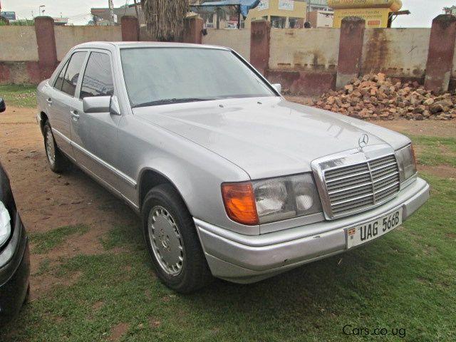 Used Mercedes-Benz E300 | 1994 E300 for sale | Kampala ...