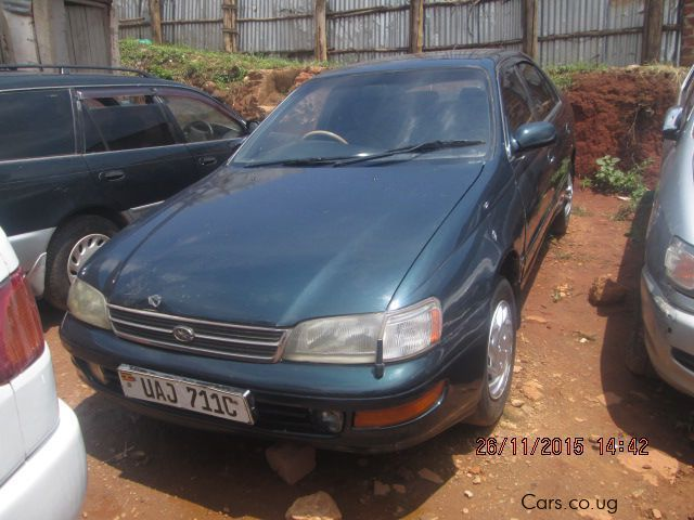 Used Toyota Corona | 1994 Corona for sale | Kampala Toyota ...