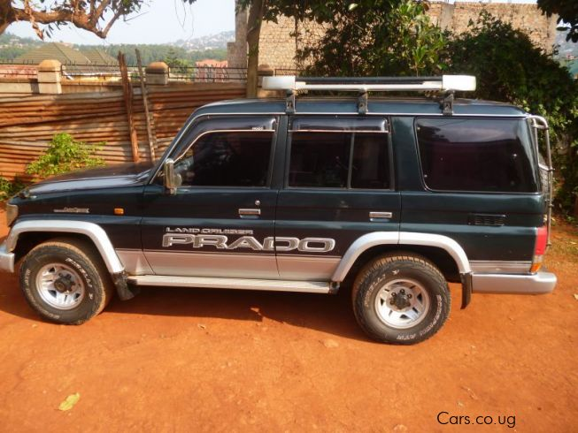 Used Toyota Landcruiser Prado 1994 Landcruiser Prado For