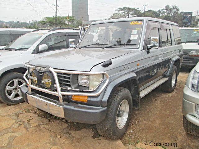 Zia Auto Sales >> Used Toyota Prado SX   1994 Prado SX for sale   Kampala ...