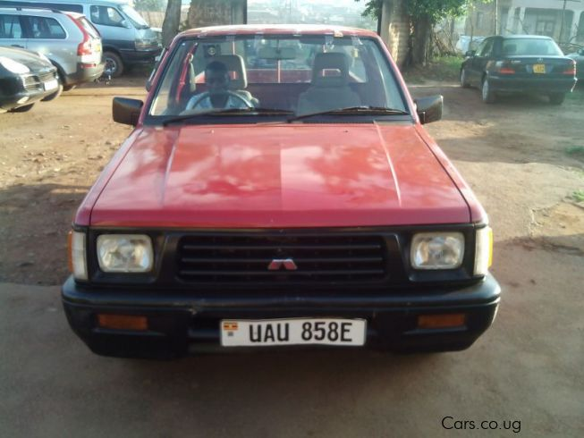 Used Mitsubishi L200 1995 L200 For Sale Kampala