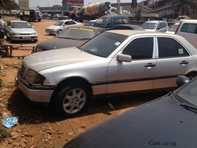 Mercedes-Benz C200 in Uganda