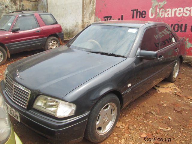 used mercedes benz c200 1998 c200 for sale kampala