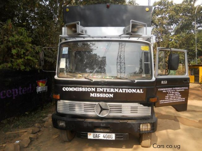Used mercedes benz truck 1998 truck for sale namirembe for Mercedes benz used trucks for sale
