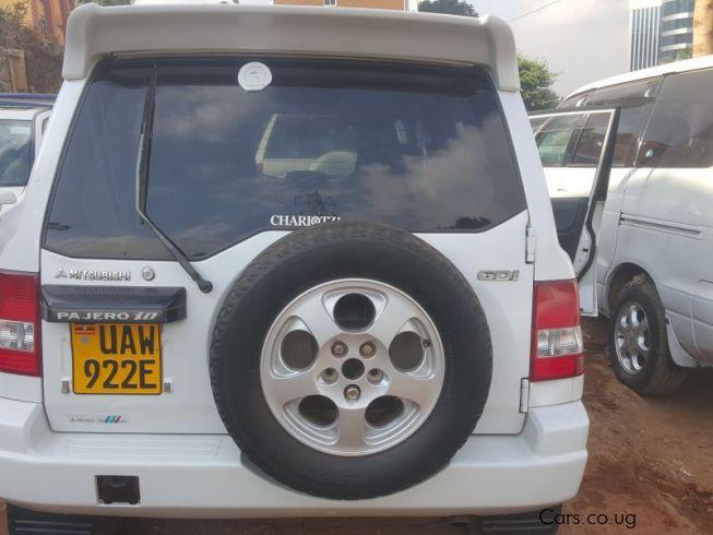 Used Mitsubishi pajero | 1998 pajero for sale | Kampala