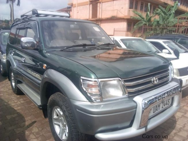 Toyota Land cruiser TX Prado in Uganda