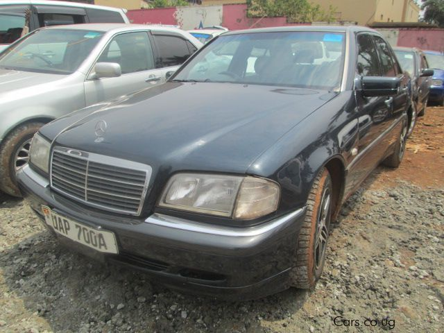 Used mercedes benz c280 1999 c280 for sale kampala for Www mercedes benz used cars