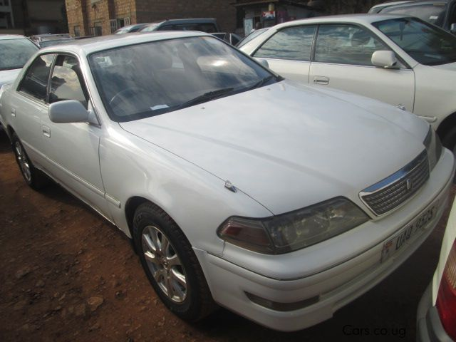 Toyota Mark II in Uganda
