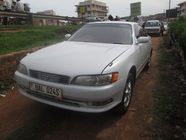 Used Toyota Mark Ii 1999 Mark Ii For Sale Kampala