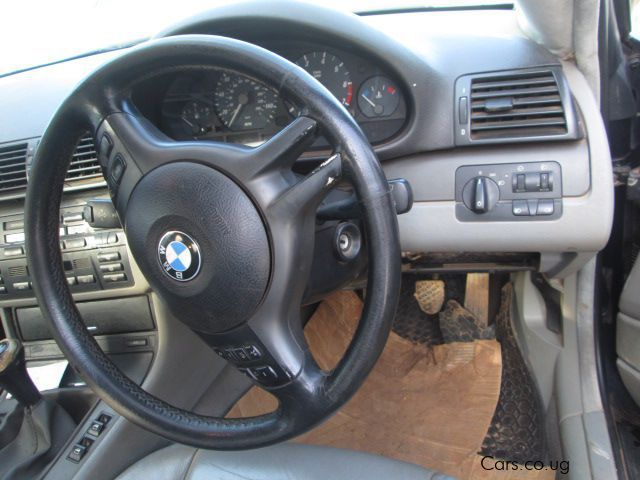 BMW 3-series in Uganda