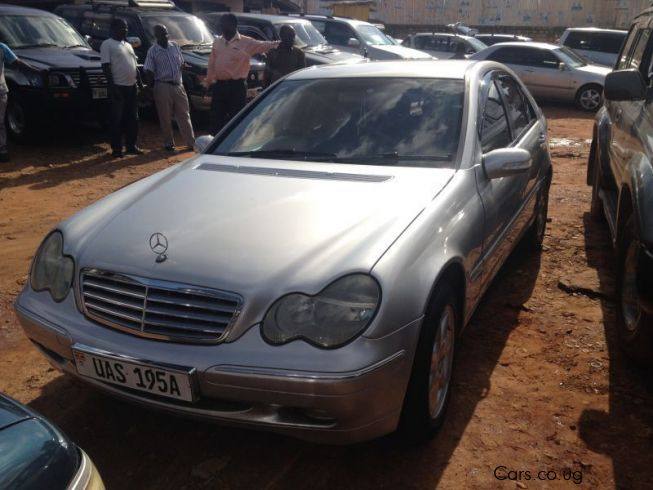 Used Mercedes Benz C240 2000 C240 For Sale Kampala