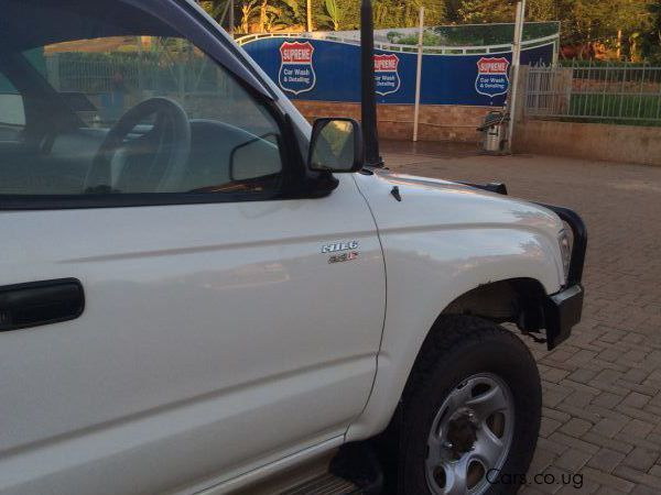 Used Toyota Hilux Ln166 2001 Hilux Ln166 For Sale