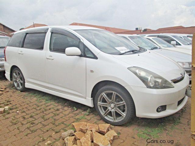 Eden Auto Sales >> Used Toyota Wish | 2001 Wish for sale | Kampala Toyota ...