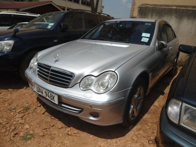 Mercedes-Benz C180in Uganda