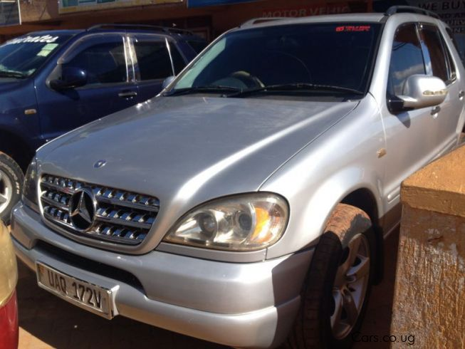 Used mercedes benz ml 320 2002 ml 320 for sale kampala for Mercedes benz 320 price