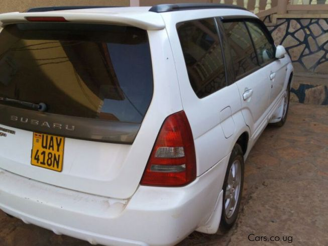 Subaru Forester X20 Manual in Uganda