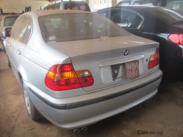 BMW 3 series in Uganda