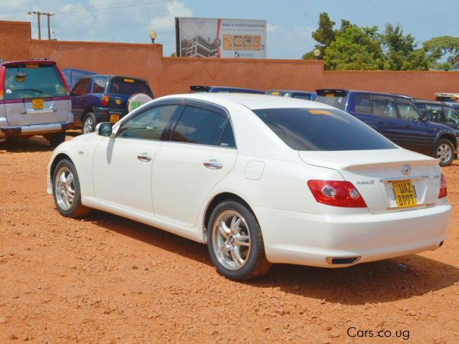 Used Toyota Mark X 2003 Mark X For Sale Kampala Toyota