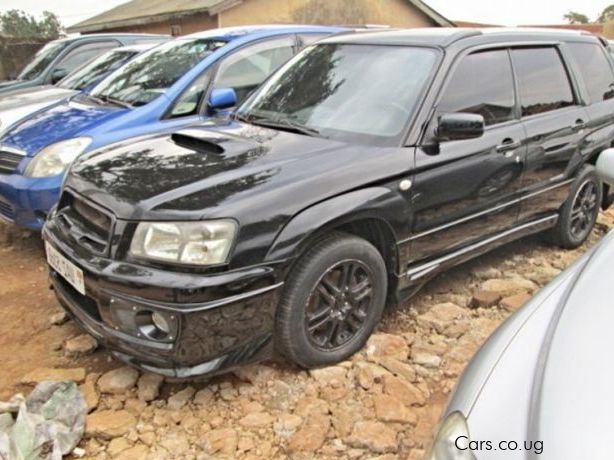 Subaru Forester (Cross Sport)  in Uganda