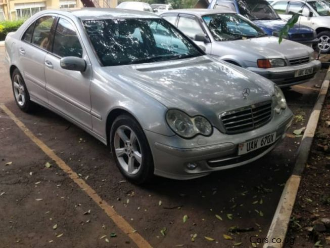 Mercedes-Benz C230 in Uganda