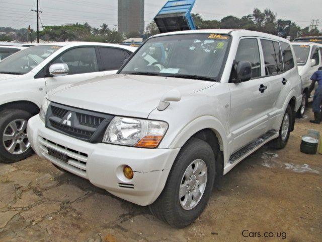 Zia Auto Sales >> Used Mitsubishi Pajero   2005 Pajero for sale   Kampala ...