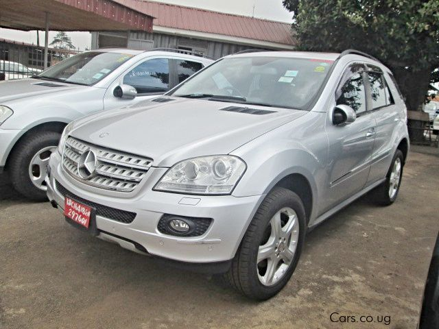 Used mercedes benz ml 350 2006 ml 350 for sale kampala for Mercedes benz m350 price