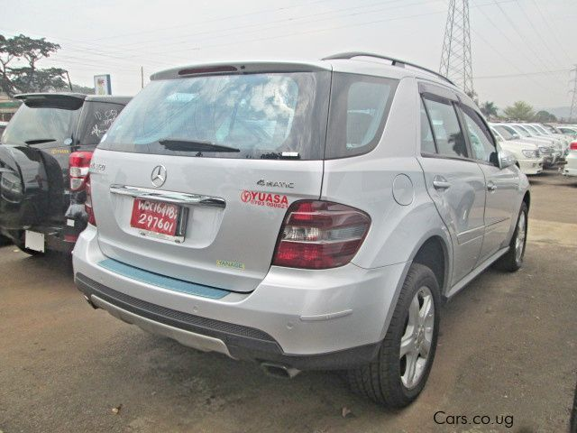 Used mercedes benz ml 350 2006 ml 350 for sale kampala for Mercedes benz ml 2006 for sale