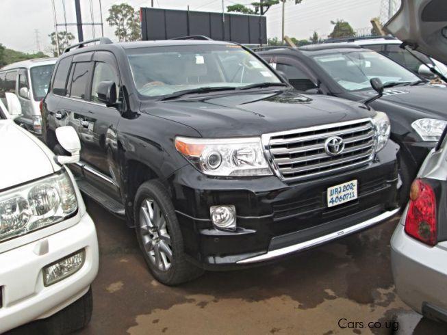 Used Toyota Land Cruiser V8 2013 Land Cruiser V8 For