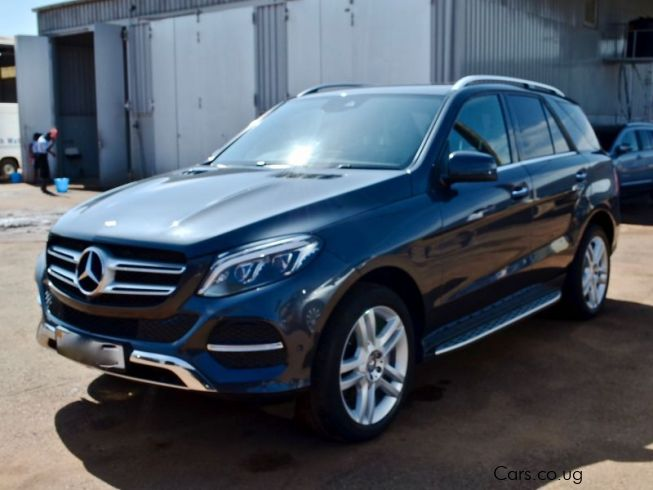 Used mercedes benz gle 400 2016 gle 400 for sale for Mercedes benz used vehicles