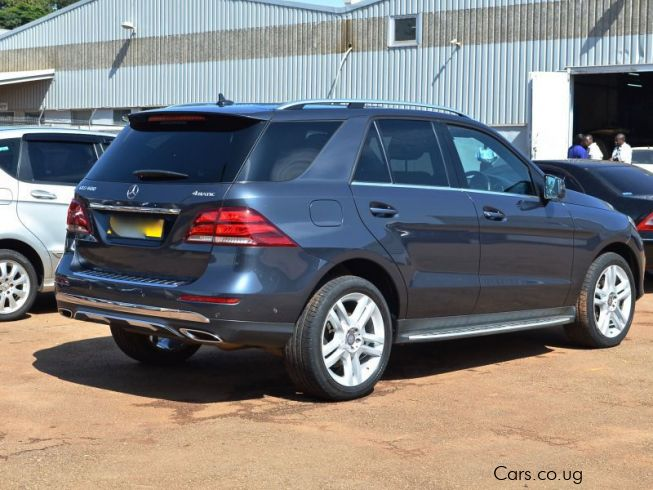 Used mercedes benz gle 400 2016 gle 400 for sale for Mercedes benz used trucks