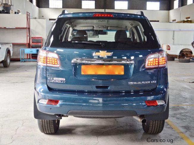 Brand new Chevrolet Trailblazer Uganda   Automatic   New ...