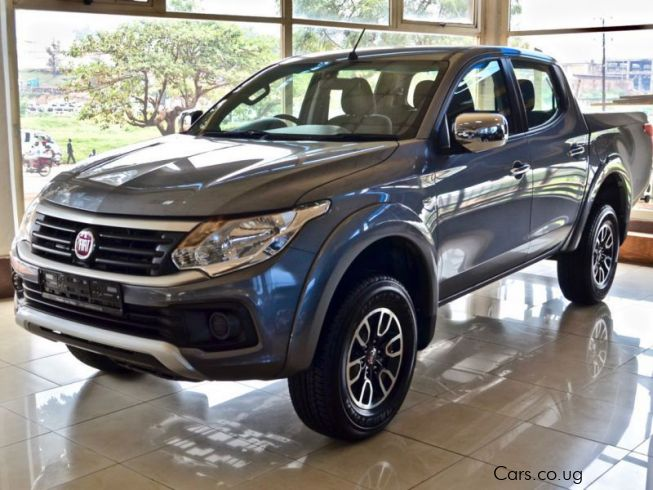 brand new fiat fullback uganda manual new fiat. Black Bedroom Furniture Sets. Home Design Ideas