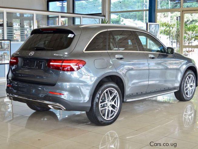 Brand new mercedes benz glc 300 4 matic uganda automatic for Brand new mercedes benz price