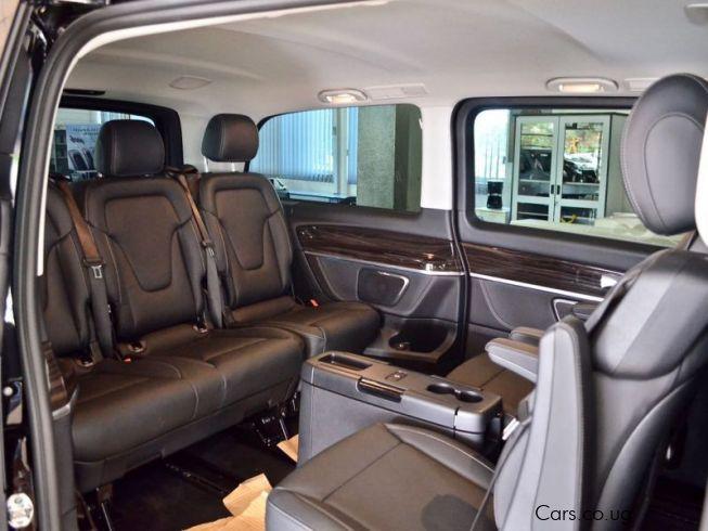 Brand New Mercedes Benz V220d Avantgarde Uganda