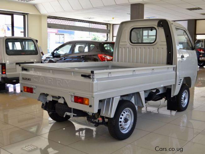 Suzuki Carry Mini Truck Specs