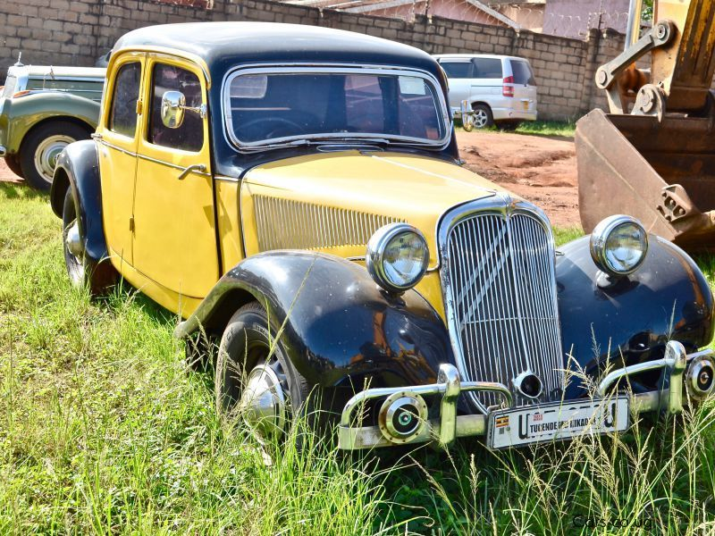 Used Citroen CV | 1942 CV for sale | Kampala Citroen CV sales ...