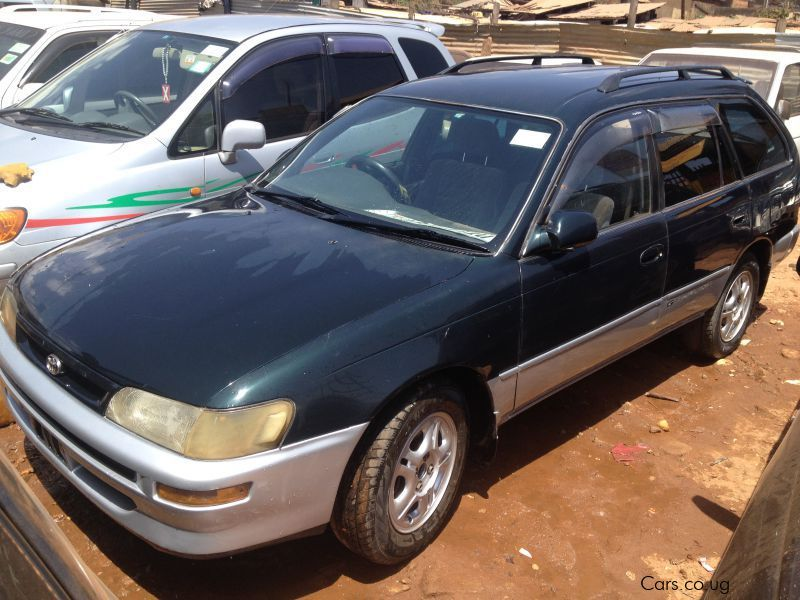 Used Toyota G-Touring | 1990 G-Touring for sale | Kampala Toyota G ...