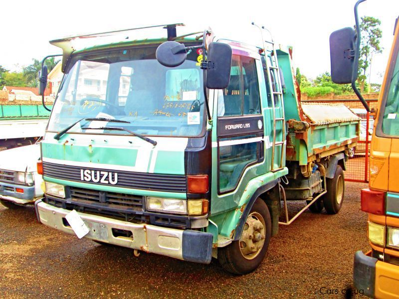 Used Isuzu Forward L195 | 1991 Forward L195 for sale