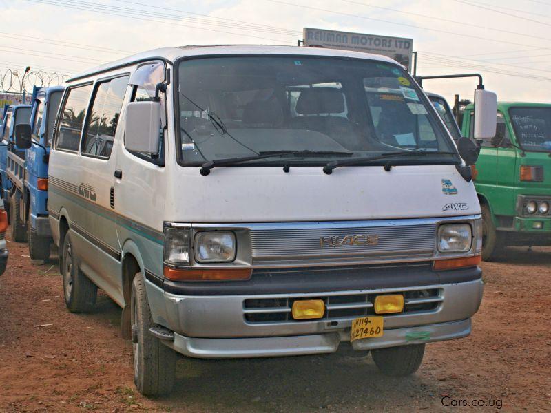Used Toyota Rav4 For Sale >> Used Toyota Hiace (Super GL) | 1992 Hiace (Super GL) for ...