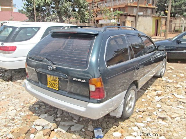 Used Toyota G Touring 1995 G Touring For Sale Kampala Toyota G