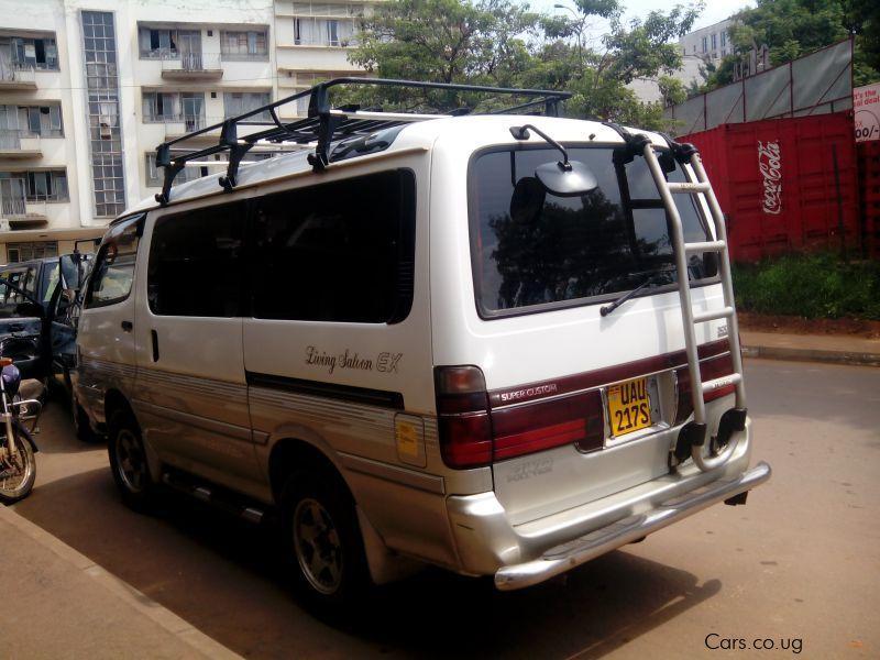 Used Toyota super custom | 1995 super custom for sale | mukono ...
