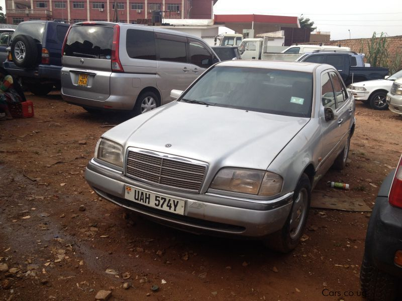 Used Mercedes Benz C220 1996 C220 For Sale Kampala