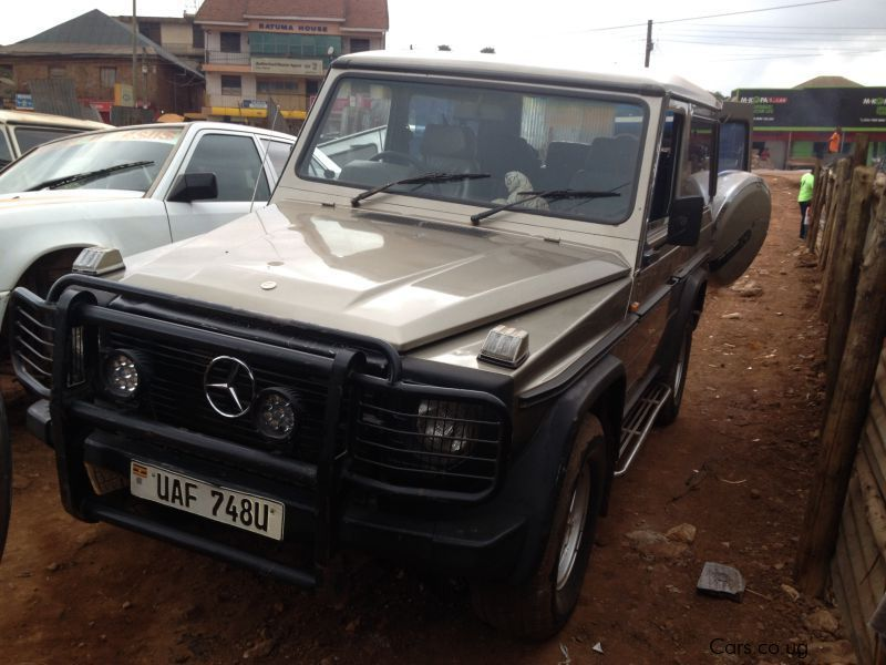 Used mercedes benz g300 1996 g300 for sale kampala for Mercedes benz g300 for sale
