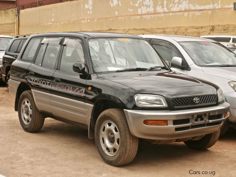 Used Toyota Rav 4 | 1996 Rav 4 for sale | Kampala Toyota Rav 4 sales ...