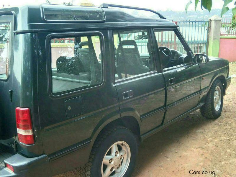 Used Land Rover Discovery V8i 1997 Discovery V8i For