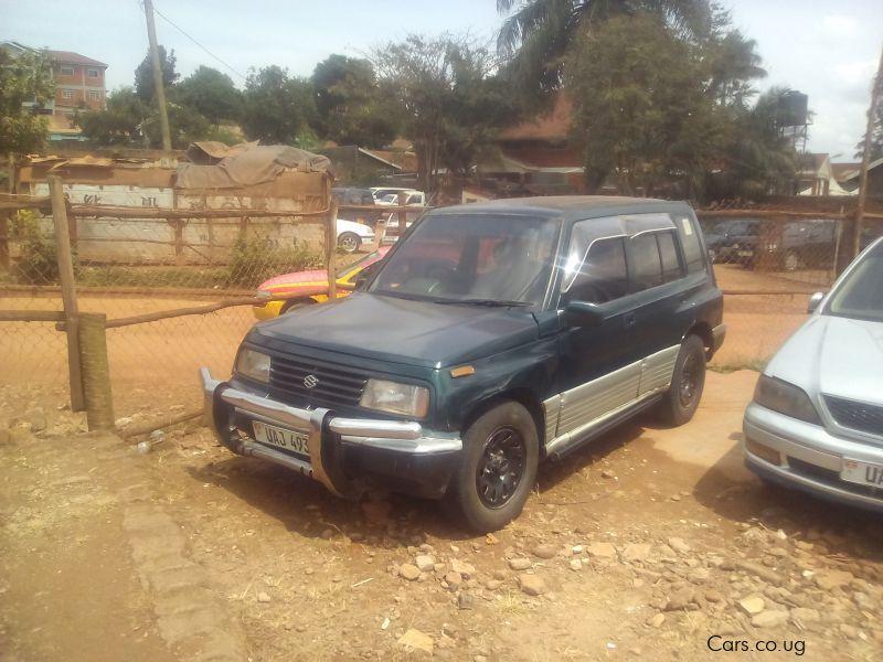 Used Suzuki Escudo | 1997 Escudo for sale | Kampala Suzuki Escudo ...