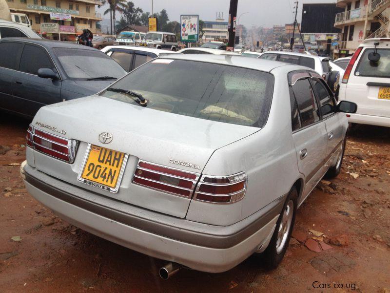 Car Dealers In Uganda