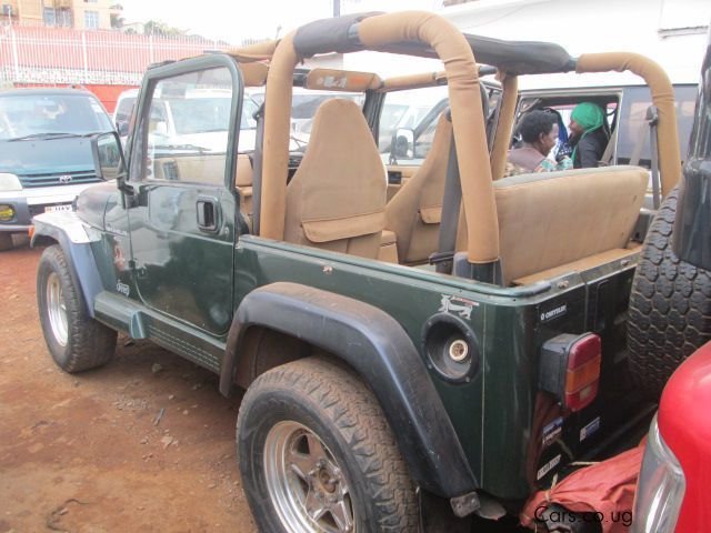 used jeep wrangler 1998 wrangler for sale kampala jeep. Black Bedroom Furniture Sets. Home Design Ideas