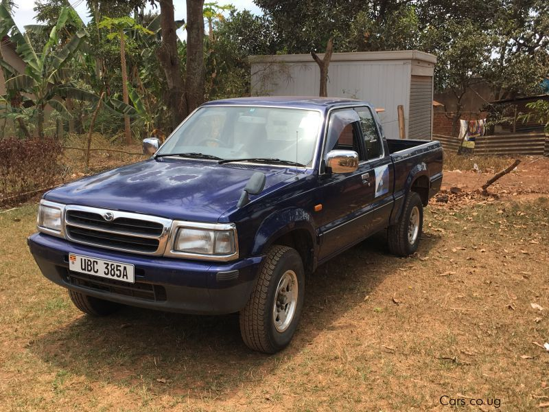 used mazda b series pick up 1998 b series pick up for sale kampala mazda b series pick up. Black Bedroom Furniture Sets. Home Design Ideas